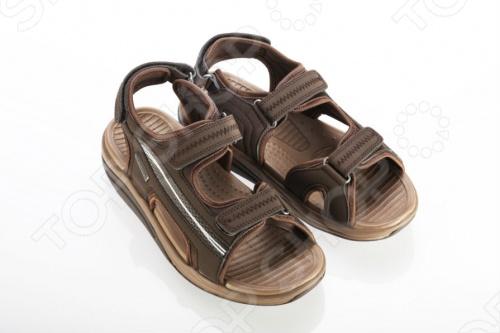 Сандалии Сандалии Walkmaxx 2.0. Цвет: коричневый онлайн заказ и доставка п