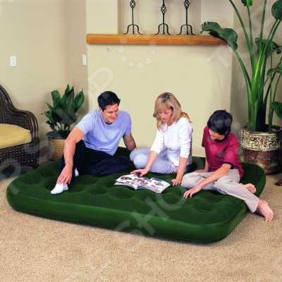 Надувная кровать с насосом intex купить надувную кровать